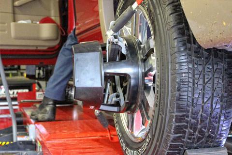 Raleigh Wheel Alignment