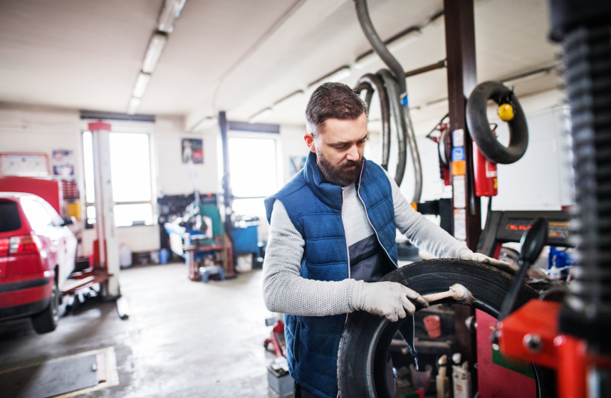 Everything You Need To Know About Tire Rotations