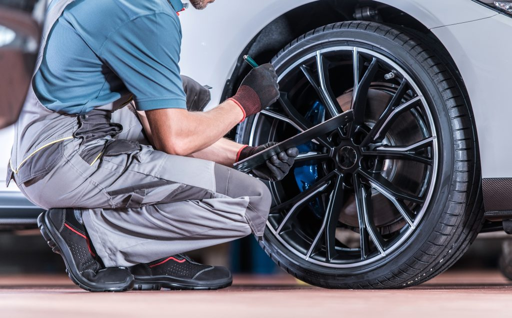 How To Make Sure Your Tires Are Safe